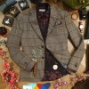 Static_Blazer_Brown_Check_5